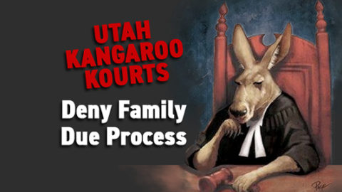 Utah Courts & Procecutors Act as Puppets For the Feds